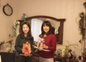 着物ドール 星野久美 メディア ダイヨ 折り紙 プロジェクト