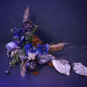 インテリア ブーケ 壁飾り 胡蝶蘭