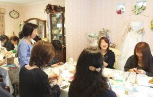 お花 教室 フラワーサロンのつくり方 星野久美プロデュース講習会