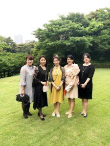 フランス大使館 公邸 フランスナイト 星野久美 パーティー