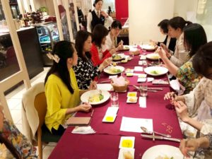 松屋銀座 ランチ会 レストラン イ・プリミ・ギンザ