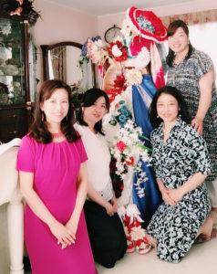 フランス大使館 日仏160周年記念 星野久美