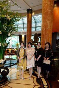 ウエスティンホテル フランス大使館 フランスナイト 星野久美