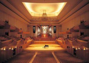 横浜みなとみらいホール 大ホール フランス映画祭 日仏交流 横浜 フラワー展示