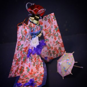 着物ドール ダイヨ 折り紙 プロジェクト メディア
