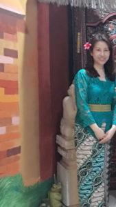 バリ島 民族衣装
