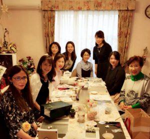 フラワーサロンのつくり方 星野久美プロデュース講習会