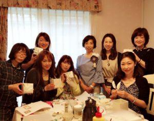 星野久美プロデュース お花 お教室