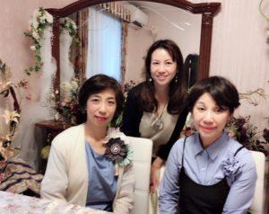 星野久美プロデュース フラワーサロン お花教室