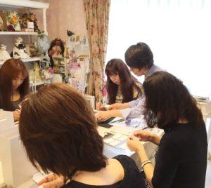 フラワーサロンのつくり方 星野久美 プロデュース