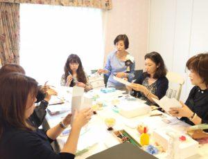星野久美 プロデュース講習会 お教室づくり