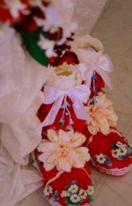 フランス大使館 花展示 装飾 星野久美