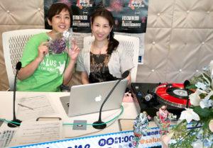 #サルオルにて秋本奈緒美さんと着物ドールリウムのお話しもできました