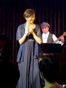 秋本奈緒美さん年末ライブ