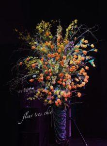 マウントレーニアホール渋谷にてステージ装飾
