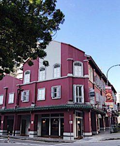 パールファルコ シンガポール店