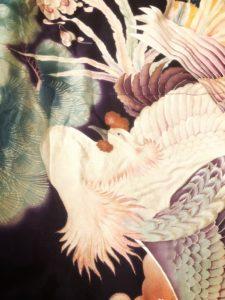 Zen京都のアンティーク着物