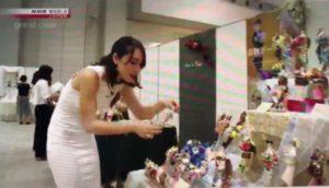 NHKで着物ドールリウム®︎が紹介されました