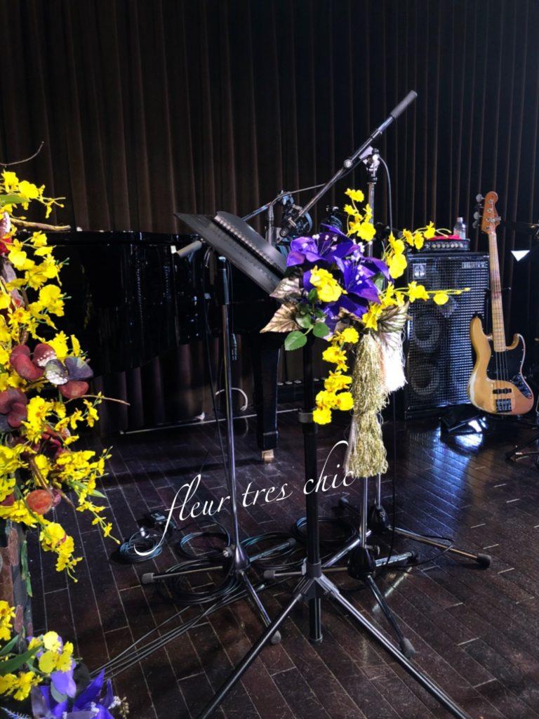 秋本奈緒美さんライブステージ