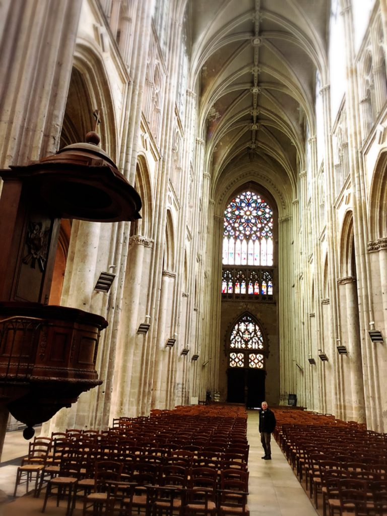 トゥールの大聖堂