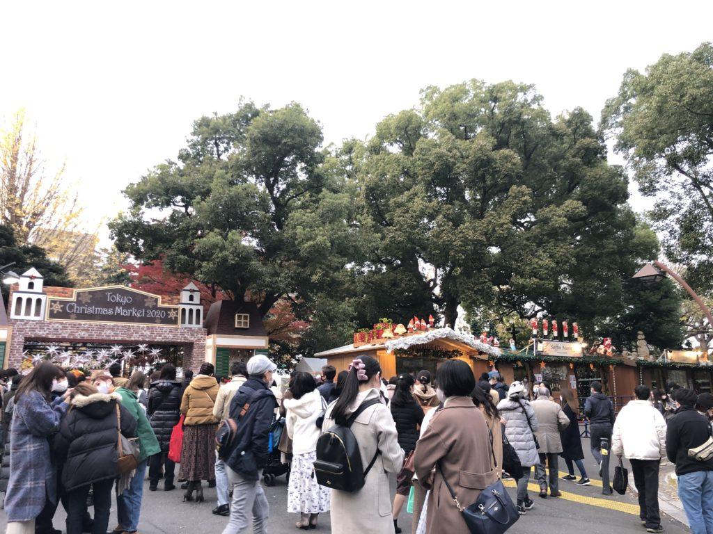 東京クリスマスマーケット