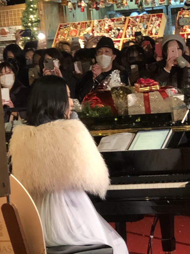 広瀬香美さん生ライブ