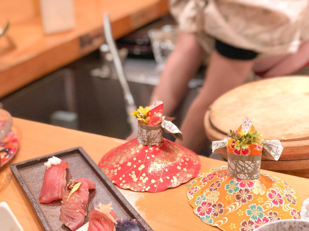 秋葉原なでしこ寿司店