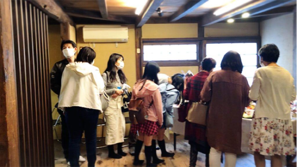 犬山城下町展示会